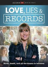 Love, Lies  Records , New (DVD, 2018)
