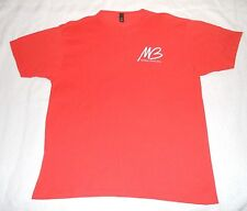 New 2014 Michael Buble Tour Local Crew T-shirt Xl