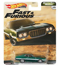Hot Wheels Ford Gran Torino Sport Fast and Furious GBW75-956G 1/64