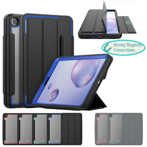 Smart Flip Case Magnetic Stand Cover for Samsung Galaxy Tab A7 2020 T500/T505