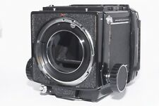 Mamiya RB67 Pro Professional Body w/ 120 Film Back * Excellent+++++ * From JAPAN