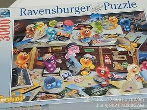 Ravensburger, GELINI -3,000 Piece Jigsaw Puzzle -  48x32 inches