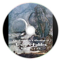 Aesop's Fables: Volumes 1 - 12  (Complete Collection) (LibriVox Audiobook)