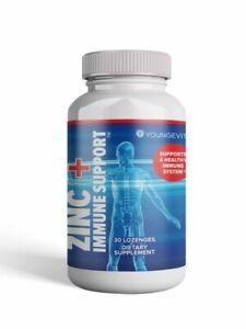 Zinc + Immune Support Dr. Joel Wallach Youngevity (30 Lozenges)
