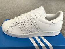 544a192f107c Womens adidas Superstar 80s off White Core Black Snake Trainers Shoes UK 5