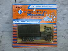 Roco Minitanks (New) WWII US M-220 GMC 2.5 T Ordnance Maint Truck Lot #1408K