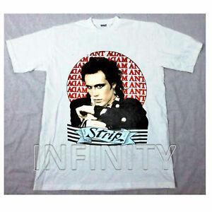 ADAM ANT STRIP TOUR 1984 T-SHIRT