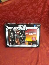 Rare Star Wars Imperial Tie Fighter Vintage Collection Original Gift Cave Deco