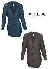Lange Langarm Damen-Pullover & -Strickware aus Acryl