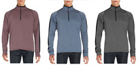 NEW Hawke & Co. Men's 1/4 Zip Pullover Performance Active Sweatshirt - VARIETY