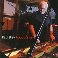 Paul Bley - About Time [CD]