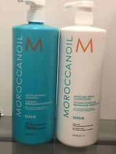 Moroccanoil Moisture Repair Shampoo & Conditioner - 1 Liter Duo