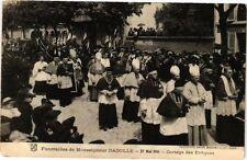 CPA Funerailles de Monseigneur DADOLLE - Cortege des Eveques (175918)