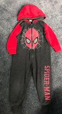 Boy's Spider-Man All-in-one Size 1-1/2-2 Years