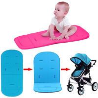 Baby Stroller Soft Cushion Pram Car Seat Mat Pushchair Cover Liner Pad Washable