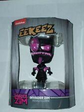 Nickelodeon FOCO Eekeez Invader ZimFigure statue - Black Variant