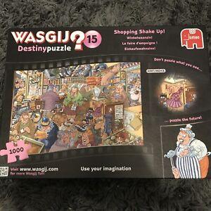 Destiny Wasgij - No: 15 -  1000 Piece Jigsaw Puzzle