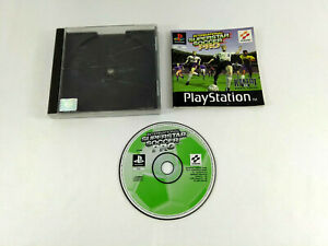 Jeu Playstation 1 PS1 VF International Superstar Soccer Pro  notice  Envoi suivi