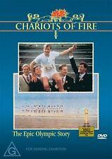 CHARIOTS OF FIRE DVD=BEN CROSS-IAN CHARLESON=REGION 4 AUSTRALIAN=NEW AND SEALED