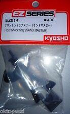 Kyosho ez014 front shock stay * AMORTISSEURS pont * sandmaster/AXXE NEUF