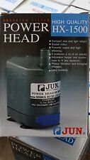 FishTank Pump JUN Aquarium Filter Power Head HX 1500