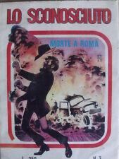 Lo Sconosciuto di MAGNUS n°3 1975 ed.del Vascello
