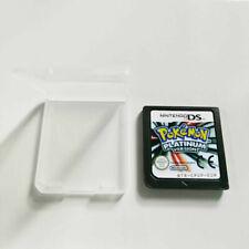 Pokemon: Platinum EUR Version  Spain language