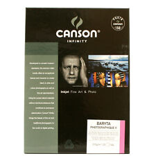 Canson Baryta Photographique 310gsm A4 25 Sheets
