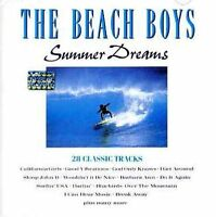 Beach Boys Summer dreams-28 classic tracks (compilation, 1990) [CD]