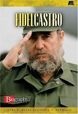 Fidel Castro (Biography (Lerner Hardcover))