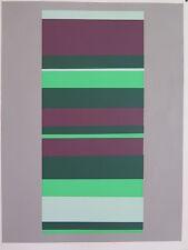 Josef Albers Original Silkscreen Folder XVIII-8/Right Interaction of Color 1963