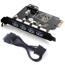 ORICO USB3.0 4 porte PCI Express per scheda controller USB3.0 Host per Mac, Mac