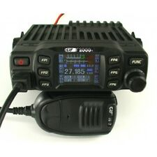 CRT2000H Multistandard AM FM CB Radio with Colour Display CRT 2000  UK EU mobile