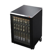 "Fagor Fbb-24G 24.88"" Glass Door Refrigerated Back Bar Cabinet"