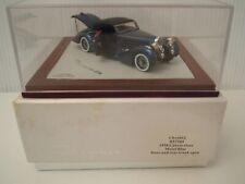 1/43 CHROMES/ILARIO Bugatti Type 57  CABRIO  CH.#57589