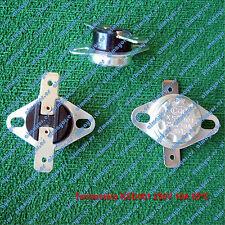 Termostato KSD301 KSD302 250V 10A  65ºC contacto NC, Switch Thermostat