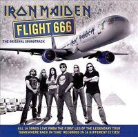 FLIGHT 666 (2CD) CD IRON MAIDEN BRAND NEW SEALED