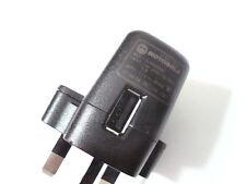 Original Motorola paredes Cargador Adaptador + Cable Micro Usb Moto G x1032 8 Gb 16 Gb