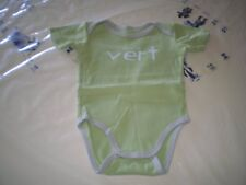 BODY GARCON TEX BABY TAILLE 9 MOIS