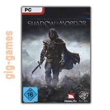Middle-Earth Shadow of Mordor GOTY Mittelerde Mordors Schatten Steam EU/USA Key