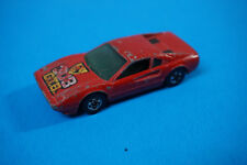 Hot Wheels 1977 Ferrari 308 G.T.B. Racebait Red Toy Car Hong Kong
