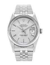 Rolex Datejust Round Wristwatches
