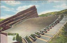 (i68) Denver Mt. Parks CO: Red Rocks Theatre