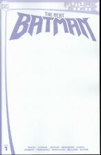 Future State: The Next Batman Nr. 1 (2021), Blank Variant Cover C, new
