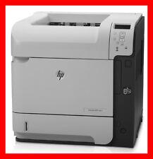 HP 600 M601n Printer CE989A -- REFURBISHED ! -- w/ NEW Toner / Drum !!!