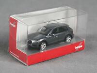 HERPA 038621-002 H0 1:87 Audi Q5, monsungrau metallic - NEUWARE!