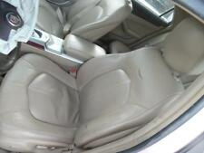 08 13 CADILLAC CTS INTERIOR FRONT LH/RH, AND BACK SEAT TAN LEATHER OEM