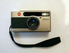 Leica minilux (boxed) 35mm Summarit 1:2.4/40mm point & shoot film camera