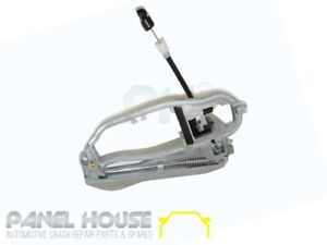 BMW X5 E53 Wagon 00-07 RH Front Outer Door Handle Base Carrier PREMIUM QUALITY