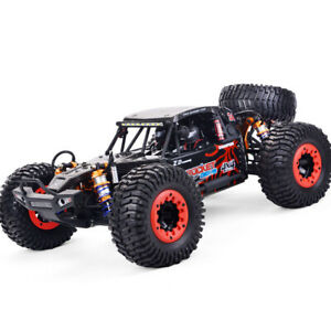 RC Truck 4x4 80km/h Desert Crawler 1:10 4WD Off Road RGT RC Monster 2.4G Car RTR